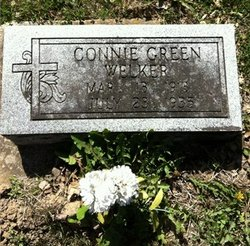 Connie May <i>Welker</i> Green