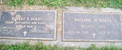 Pauline <i>Hufford</i> Boles
