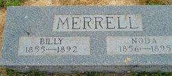 Ellinore B Noda <i>Bruce</i> Merrell