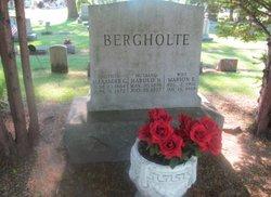 Marion Ethel <i>Cate</i> Bergholte