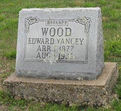 Edward Yancey Wood