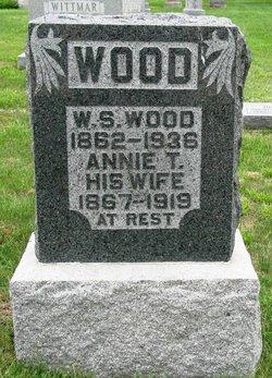 Anna Thomas <i>Evans</i> Wood