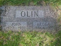 Helga Catirina <i>Heille</i> Olin