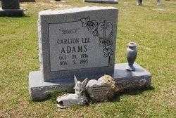 Carlton Lee Shorty Adams