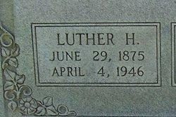Luther H Marler