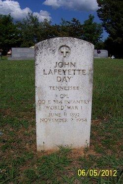 John Lafayette Day
