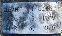 Elizabeth B. Johnson