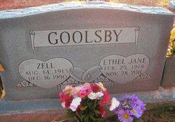 Ethel Jane <i>Gabbard</i> Goolsby