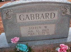 John W. Gabbard