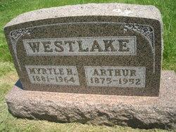 Harriet Myrtle Hattie <i>Clark</i> Westlake