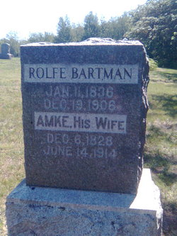 Rolfe Reiner Bartman