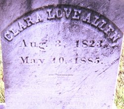 Clara Love Allen
