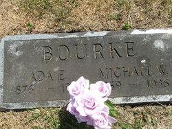 Ada Evalena <i>Dunn</i> Bourke