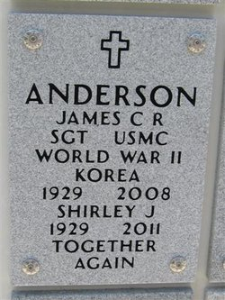 Shirley Joanne <i>Mohr</i> Anderson
