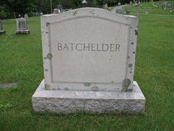 Caroline S <i>Longfellow</i> Batchelder