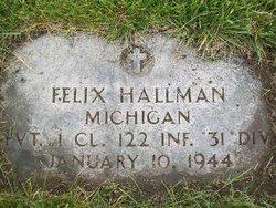 Felix Hallman