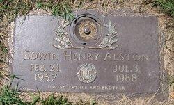Edwin Henry Alston