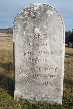 Jane <i>Smith</i> White