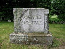 Augusta E <i>Forsythe</i> Batchelder