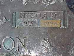 Myrtle May <i>Jacoby</i> Lawson