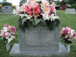 Gladys Pauline Johnston