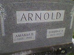 Amanda Hannah <i>Dykes</i> Arnold