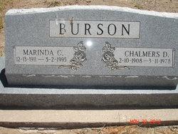 Marinda Charlott <i>Marble</i> Burson