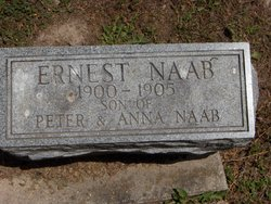 Ernest George Walter Naab
