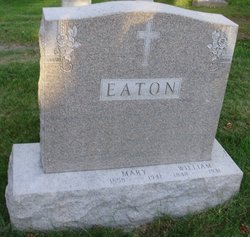Mary <i>Ryan</i> Eaton
