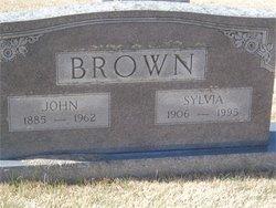 Sylvia <i>Arnold</i> Brown