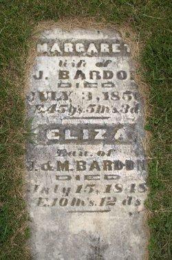 Eliza Bardon