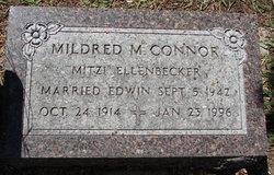 Mildred M. <i>Ellenbecker</i> Connor