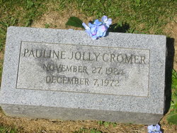 Pauline <i>Jolly</i> Cromer
