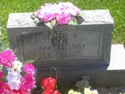 Lottie B. Cox