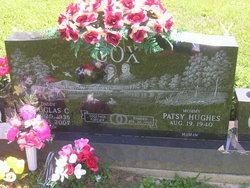 Patsy <i>Hughes</i> Cox