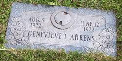 Genevieve L. Ahrens