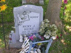 Ricky J. Pepper Hunt