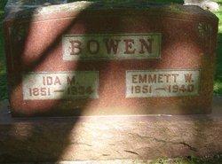 Ida Marie <i>Parmelee</i> Bowen