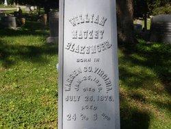 William Mauzey Blakemore