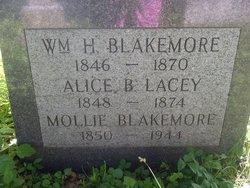 Mary Newton Mollie Blakemore