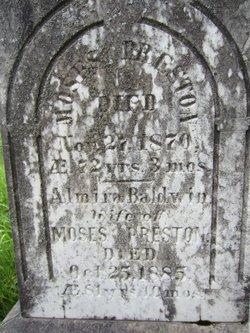 Moses Preston