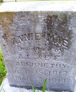 Annie Mae Abernethy