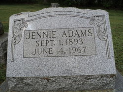 Jennie Adams