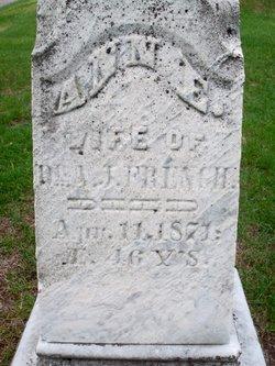 Anne Elizabeth French