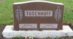Rosalia <i>Laufer</i> Tuschhoff