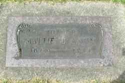 Mattie J. Amon