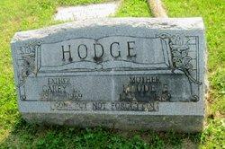 Maude Eva <i>Ridout</i> Hodge