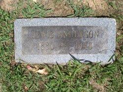 Lewis J Anderson