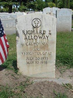 Richard E Alloway