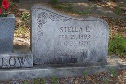 Stella E <i>Harvell</i> Barlow